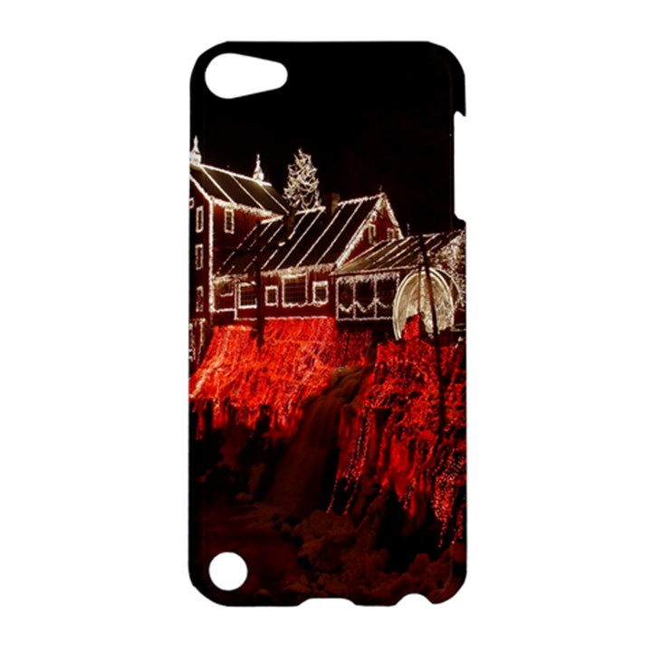 Clifton Mill Christmas Lights Apple iPod Touch 5 Hardshell Case
