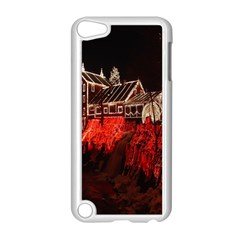 Clifton Mill Christmas Lights Apple iPod Touch 5 Case (White)