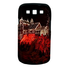 Clifton Mill Christmas Lights Samsung Galaxy S III Classic Hardshell Case (PC+Silicone)