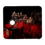 Clifton Mill Christmas Lights Samsung Galaxy S  III Flip 360 Case Front