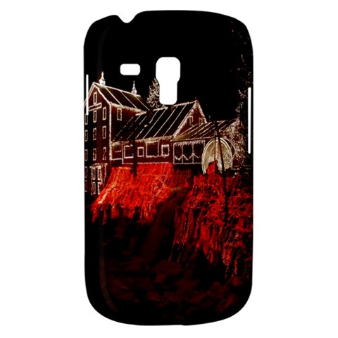 Clifton Mill Christmas Lights Samsung Galaxy S3 MINI I8190 Hardshell Case
