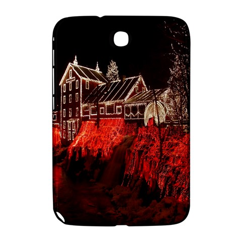 Clifton Mill Christmas Lights Samsung Galaxy Note 8.0 N5100 Hardshell Case