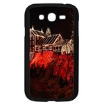 Clifton Mill Christmas Lights Samsung Galaxy Grand DUOS I9082 Case (Black) Front