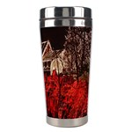 Clifton Mill Christmas Lights Stainless Steel Travel Tumblers Right