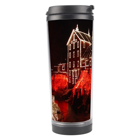 Clifton Mill Christmas Lights Travel Tumbler