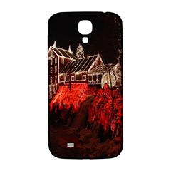 Clifton Mill Christmas Lights Samsung Galaxy S4 I9500/I9505  Hardshell Back Case