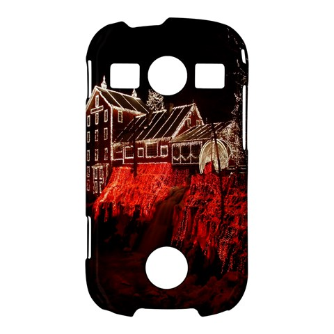 Clifton Mill Christmas Lights Samsung Galaxy S7710 Xcover 2 Hardshell Case