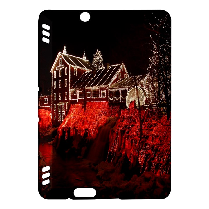 Clifton Mill Christmas Lights Kindle Fire HDX Hardshell Case