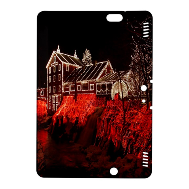 Clifton Mill Christmas Lights Kindle Fire HDX 8.9  Hardshell Case