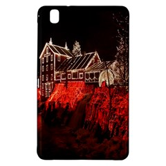 Clifton Mill Christmas Lights Samsung Galaxy Tab Pro 8.4 Hardshell Case