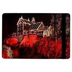 Clifton Mill Christmas Lights iPad Air Flip