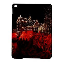 Clifton Mill Christmas Lights iPad Air 2 Hardshell Cases