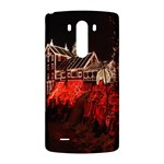 Clifton Mill Christmas Lights LG G3 Back Case Front