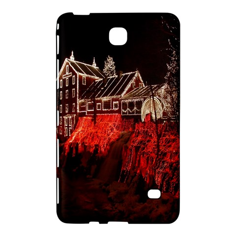 Clifton Mill Christmas Lights Samsung Galaxy Tab 4 (8 ) Hardshell Case