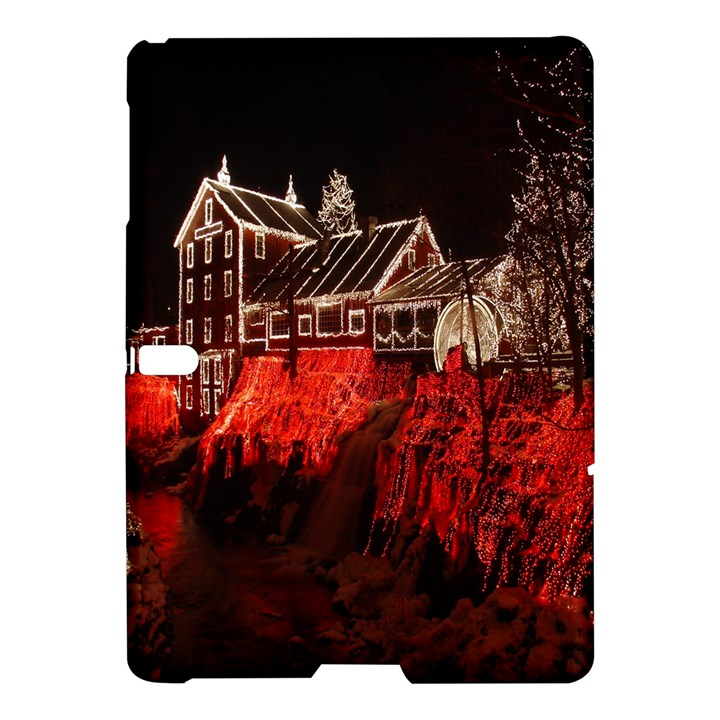 Clifton Mill Christmas Lights Samsung Galaxy Tab S (10.5 ) Hardshell Case
