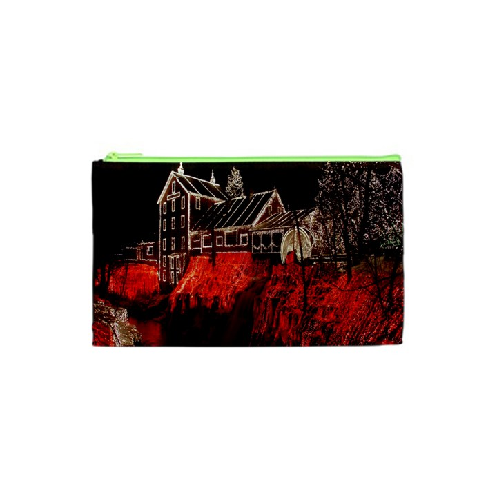 Clifton Mill Christmas Lights Cosmetic Bag (XS)