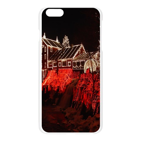 Clifton Mill Christmas Lights Apple Seamless iPhone 6 Plus/6S Plus Case (Transparent)