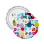 Colorful Diamonds Dream 2.25  Buttons Front
