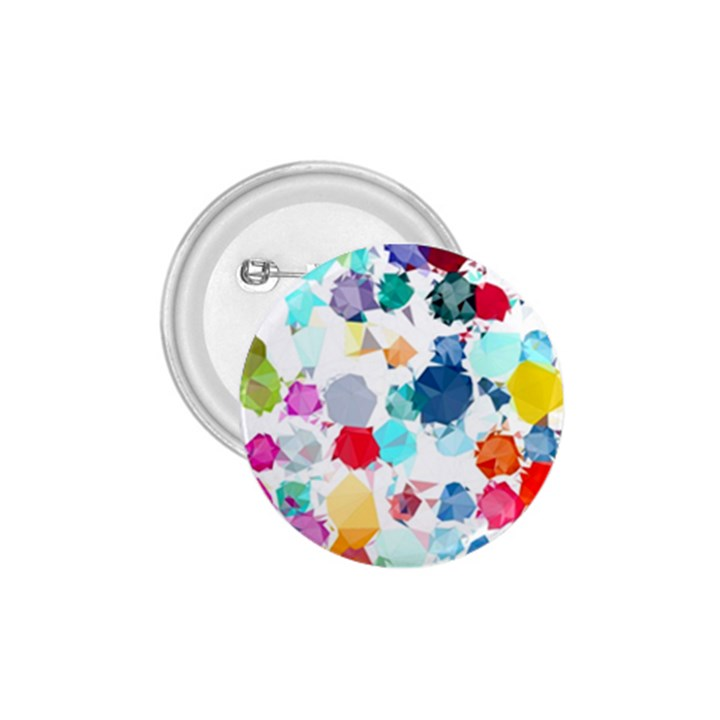 Colorful Diamonds Dream 1.75  Buttons