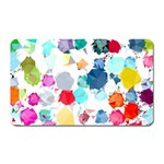 Colorful Diamonds Dream Magnet (Rectangular) Front