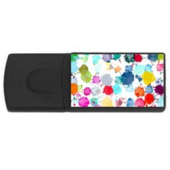 Colorful Diamonds Dream USB Flash Drive Rectangular (1 GB)