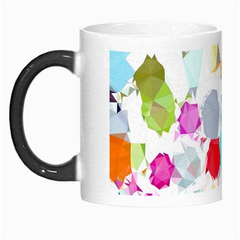 Colorful Diamonds Dream Morph Mugs