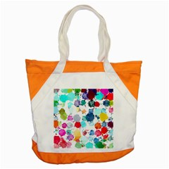Colorful Diamonds Dream Accent Tote Bag