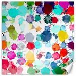 Colorful Diamonds Dream Canvas 12  x 12   12 x12 Canvas - 1