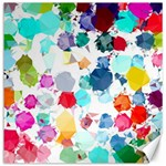 Colorful Diamonds Dream Canvas 16  x 16   16 x16 Canvas - 1