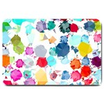Colorful Diamonds Dream Large Doormat  30 x20 Door Mat - 1