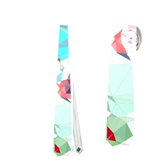 Colorful Diamonds Dream Neckties (one Side)