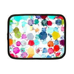 Colorful Diamonds Dream Netbook Case (Small)