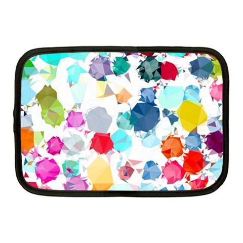 Colorful Diamonds Dream Netbook Case (Medium)
