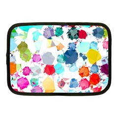 Colorful Diamonds Dream Netbook Case (Medium)