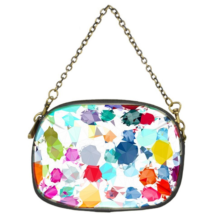 Colorful Diamonds Dream Chain Purses (One Side)