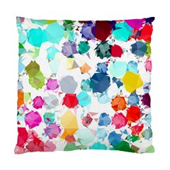 Colorful Diamonds Dream Standard Cushion Case (One Side)
