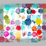 Colorful Diamonds Dream Canvas 10  x 8  10  x 8  x 0.875  Stretched Canvas