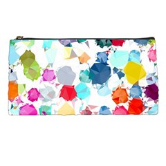 Colorful Diamonds Dream Pencil Cases