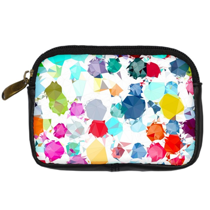 Colorful Diamonds Dream Digital Camera Cases