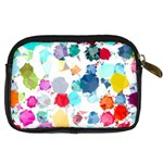 Colorful Diamonds Dream Digital Camera Cases Back