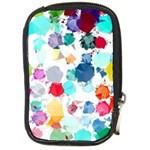 Colorful Diamonds Dream Compact Camera Cases Front