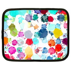 Colorful Diamonds Dream Netbook Case (XXL)