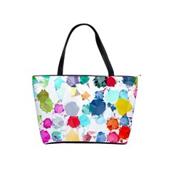 Colorful Diamonds Dream Shoulder Handbags