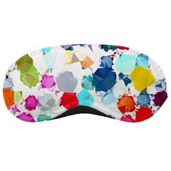 Colorful Diamonds Dream Sleeping Masks