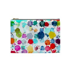 Colorful Diamonds Dream Cosmetic Bag (Medium)