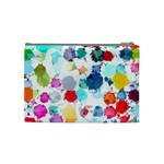 Colorful Diamonds Dream Cosmetic Bag (Medium)  Back