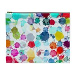 Colorful Diamonds Dream Cosmetic Bag (XL) Front