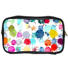 Colorful Diamonds Dream Toiletries Bags 2 Side
