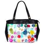 Colorful Diamonds Dream Office Handbags (2 Sides)  Front
