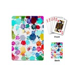 Colorful Diamonds Dream Playing Cards (Mini)  Back